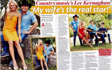 Country music's Lee Kernaghan